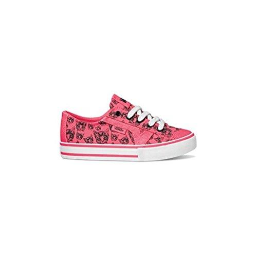 Vans Tory Schuh - Kitty Neon Pink - UK 13