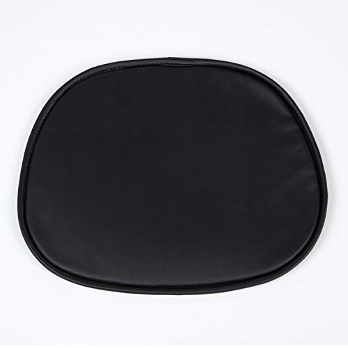SKLUM Cojín para Silla Scand en Polipiel Polipiel Negro - (Elige Color)