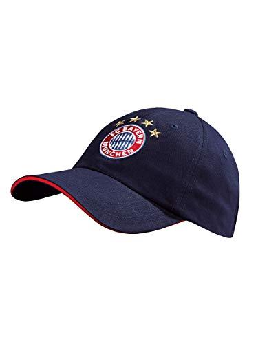 FC Bayern München Baseballcap Logo Navy Kids