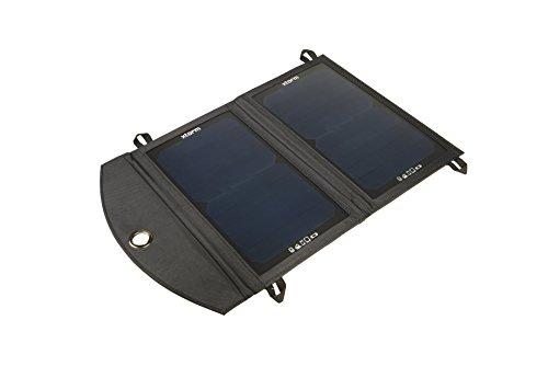 Xtorm AP150 SolarBooster Solar Panel (12 Watt, USB, 12V) schwarz