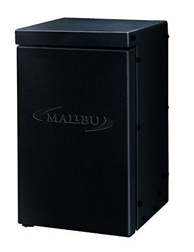 Malibu 300 Watt Power Pack with Sensor and Weather Shield for Low Voltage Landscape Lighting Spotlight Outdoor Transformer 120V Input 12V Output 8100-0300-01