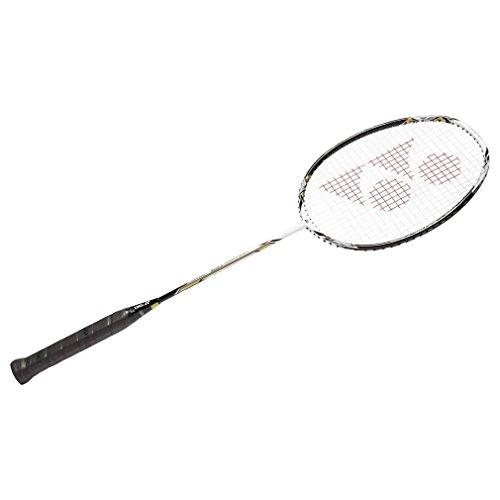 YONEX Voltric Lite 4U/G4 Badmintonschläger, weiß, One Size