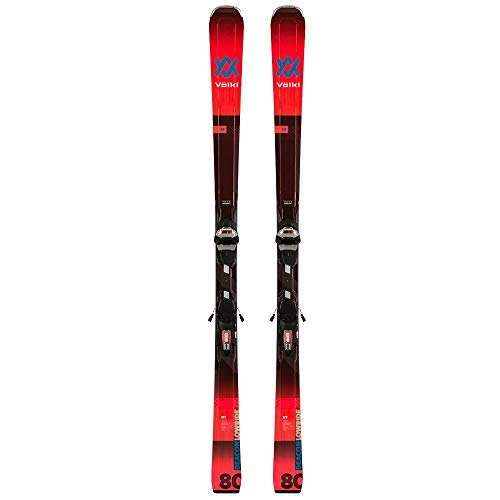 Volkl Deacon 80 Ski System with Lowride XL 13 GW Bindings Mens