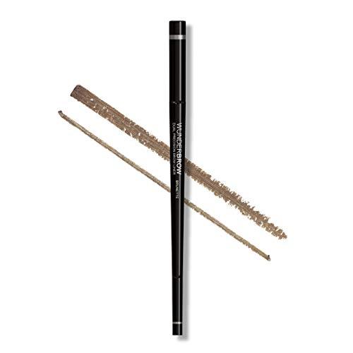 WUNDER2 WUNDERBROW D-FINE uniwersalny sztyft do brwi i makijażu żelowego dla pełniejszych brwi, odcień brunetki