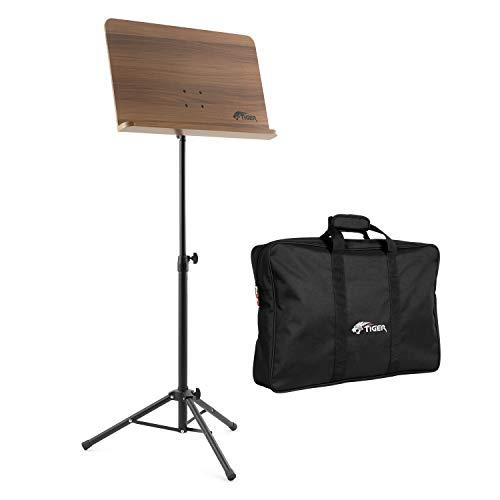 Tiger Orchesterpult und Tasche