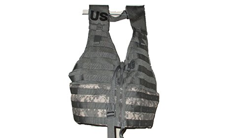 The Specilitly Group 8465-01-525-0577 Molle U.S. Army Issue ACU Digital Camo Fighting Load Carrier (FLC)