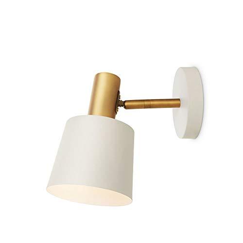 Lyuez bedlamp, kleine wandlamp, slaapkamer, leeslamp, Nordic eenvoudige en lichte luxe creatieve lijn, stekker, schakelaar, open lijn, wandlamp, badkamerspiegel, koplamp