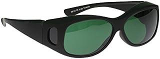 سایه BoroView شماره 3 - عینک کاری شیشه ای در قاب ایمنی پلاستیک بیش از عینک
