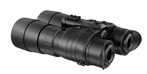 Waj Prismáticos de la visión nocturna, telescopio digital de la visión nocturna del nivel bajo de la luz infrarroja...