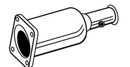 Walker 93004 Filtro hollín/partículas, sistema escape