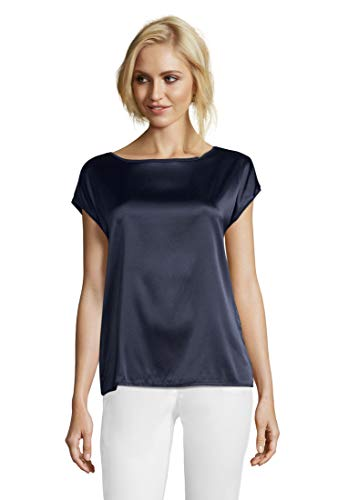 Betty Barclay Damen Sophie 1 T-Shirt, Blau (Dark Sky 8345), (Herstellergröße: 46)