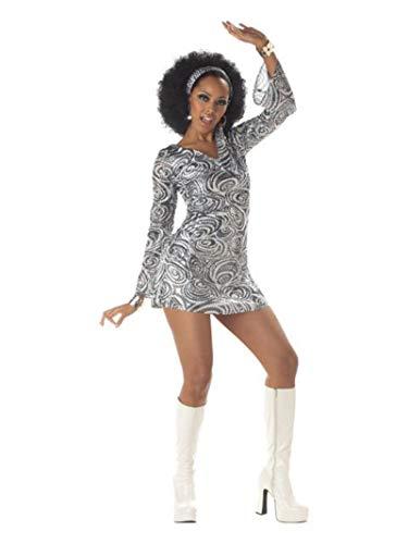 California Costumes Women's Disco Diva Costume, As Shown, L(sizes...