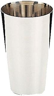 Ibili beker 0,3 l van roestvrij staal, zilver, 15 x 6 x 6 cm