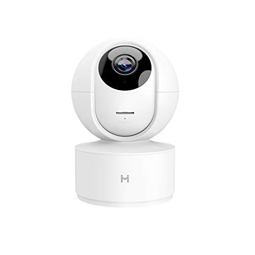 IMILAB Cámara de Seguridad Inalámbrica para Hogar de 360 Grados 1080P Monitor de Bebé HD de...