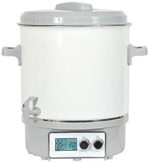 Kitchen Chef LF280108A2 - Olla eléctrica para conservas (1800 W)