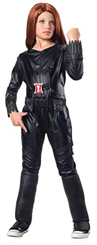 Captain America: The Winter Soldier Deluxe Black Widow Costume