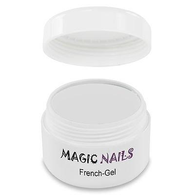 Magic Items French – Gel UV Soft Blanc 5 ml
