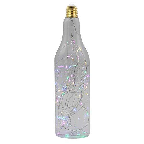 Glühlampen Edison Bottle Bar Restaurant Kunststil Dekoration Led Nicht-Blitzförmige Glühbirne 220V 1W