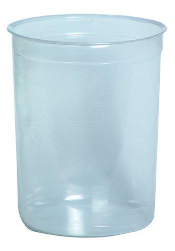 3M PPS 16740. Einweg Cups (Becher + Deckel +) 800Â ml Filter und 125â Micron, Karton mit 25Â Brille