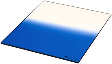 Cokin P667 B2 Fluo Graduated Filter in a Protective Case (Blue)