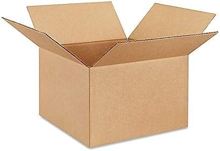30.48 cm 长 x 30.48 cm 宽 x 20.32 cm 高,中号盒子适合移动、运输或储存物品,* 可回收,棕色(5 件装)