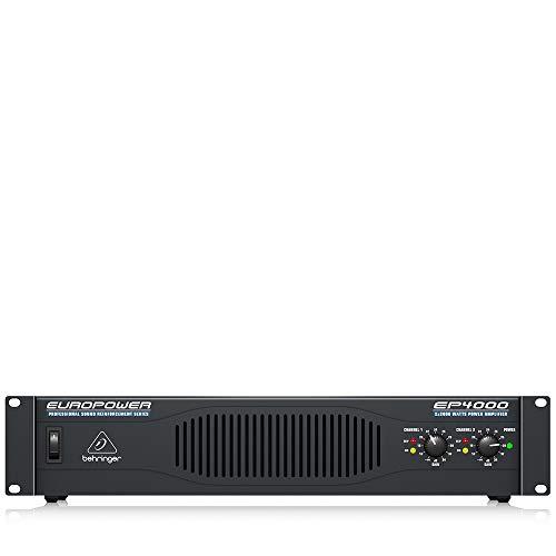 Behringer Europower EP4000 Professional 4,000-Watt Amp