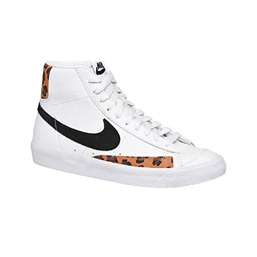 Nike Blazer Mid 77, Scarpe da Corsa, Multicolore, 38.5 EU