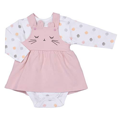 Sevira Kids - Robe bébé avec body, Lapin