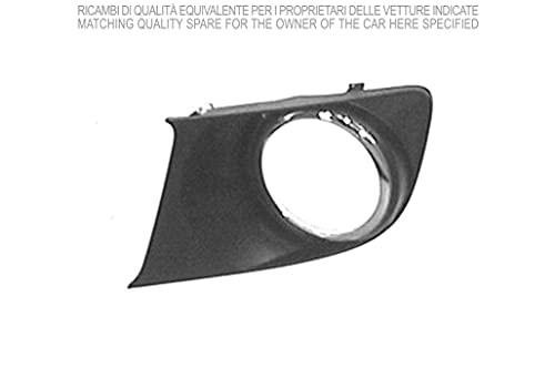 Grille latérale gauche pare-chocs avant avec siège Fendi et cadre chromé-159(2005-2013)