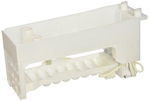 Samsung DA97-08059A Genuine OEM Ice Maker Assembly (White) for Samsung Refrigerators