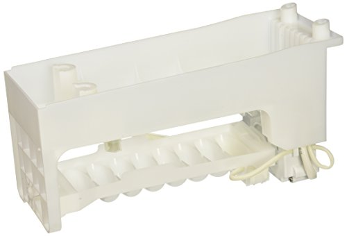 Samsung DA97-08059A Genuine OEM Ice Maker Assembly (White) for Samsung Refrigerators