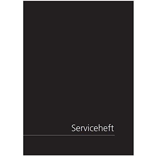 Lobsinger Edles Serviceheft - für BMW geeignet - universal Scheckheft & Wartungsheft. Blanko und 14 Jahre verwendbar!