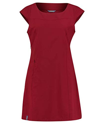 Meru Damen Kleid Cartagena Wine (505) 34