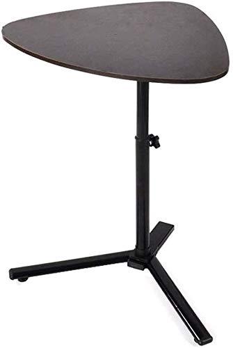 WSHFHDLC Mesa de Centro Café Mesa de sofá mesitas portátil multifunción de Escritorio del Ordenador portátil de pie Regulable en Altura 59 * 48 * 62cm mesas de Sala de Estar Tablas de café pequeñas