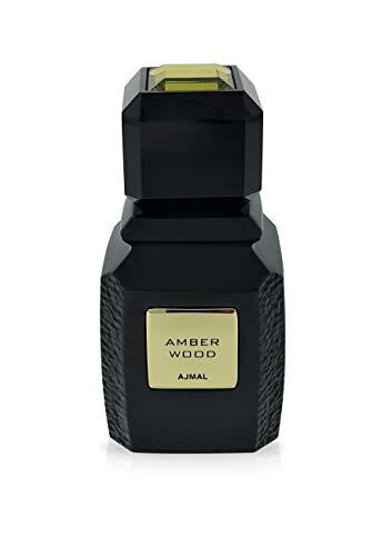 Ajmal Amber Wood Eau de Parfum Spray 3,4 fl. oz 100 ml