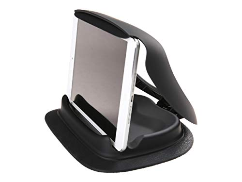 Navitech in Car Dashboard Friction Mount Compatible with The Panasonic Eluga Live P-08D 10.1'
