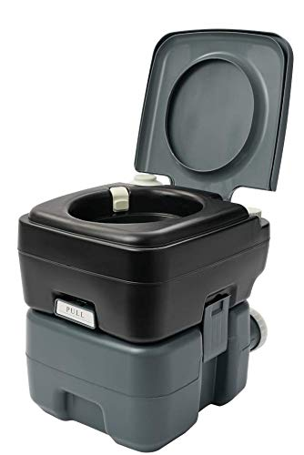 Reliance Products Flush-N-Go 1020T Portable 2.5 Gal Flushing Toilet