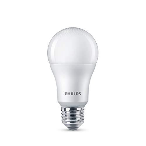 Lampada LED bulbo Philips, branco neutro, 11W, Bivolt (100-240V), Base E27