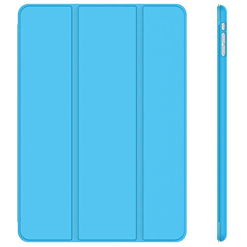 JETech Case for iPad mini 1 2 3 (Not for iPad mini 4), Smart Cover Auto Wake/Sleep, Blue