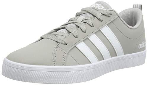 adidas Vs Pace, Sneaker Mens, Grey/Footwear White/Footwear White, 42 EU