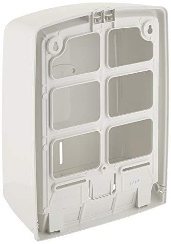 Jofel AH37000 – Dispensador de toallas formato zig-zag, admite 600