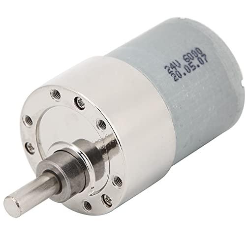 Motoriduttore CC, riduzione del rumore in materiale di rame Motoriduttore di grandi dimensioni per motori a torsione per macchinari finanziari per l'industria militare(300 giri/min)