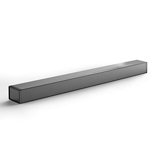 Philips 1000 Series HTL1045 45W Soundbar with Integrated Subwoofer, HDMi ARC,Optical in, Bluetooth 5.0 (Black)