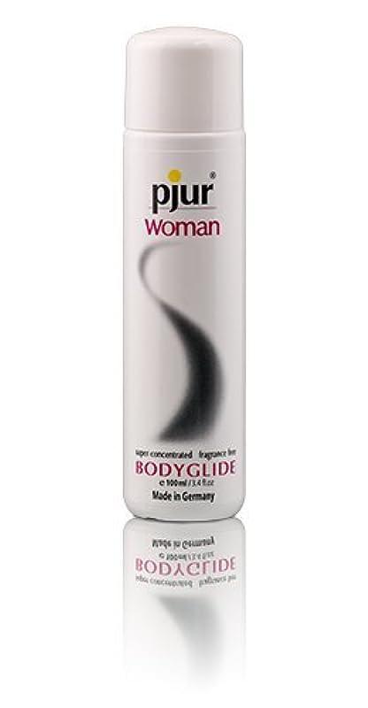 繊細ずっと製油所Pjur Woman Bottle Lubricant - 100ml