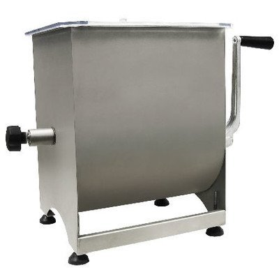 Weston 36-2001-W Stainless Steel Meat Mixer, 44-Pound by Weston