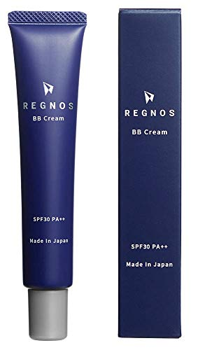 REGNOS(レグノス) BBクリーム CCクリーム メンズ 大容量30g 【日本人男性向けカラー】 ファンデーション コンシーラー SPF30/PA++ テカリ防止 青髭/ニキビ跡/毛穴を隠す