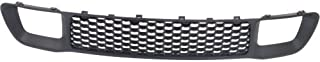 Make Auto Parts Manufacturing Front Bumper Grille Cover Black Lower For Jeep Models Without Adaptive Cruise Control Grand Cherokee 2014 2015 2016 - CH1036128