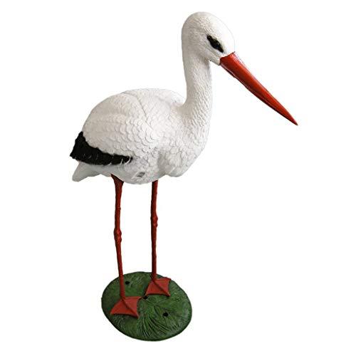 Figure animale cigogne Ubbink 1382501