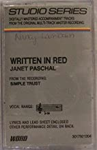 Written in Red - Performance Track