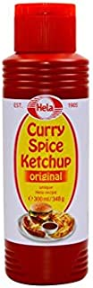 Ketchup curry original bote 348 g